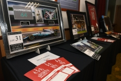 Slient Auction. Gloucestershire Sports Awards 2018 Cheltenham Racecourse, Evesham Rd, Cheltenham.